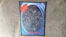MORBID ANGEL,ALTARS OF MADNESS,SEW ON SUBLIMATED LARGE BACK PATCH-