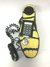Vintage 1989 Batman Converse Sneaker Phone Telephone DC Comics TESTED   WORKS