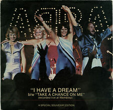 "ABBA  ""I HAVE A DREAM - RECORDED LIVE AT WEMBLEY""   CLASSIC 70's    LISTEN!"