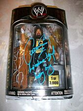 WWE MICK FOLEY SIGNED CACTUS JACK LE 1 OF 3000 TOYFARE EXCLUSIVE W/ ONSITE PROOF