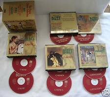 The French Opera Collection Box Set 8 CD s Carmen Lakme Best Hit Classic Music