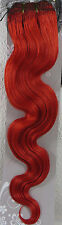 """Hot Remy Human Hair Extensions Weft Weave Body Wave 18""""~22"""" 100g"""