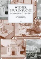 Wiener Spurensuche von Thomas Mally und Robert Schediwy (2007, Taschenbuch)