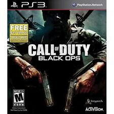 NEW Call of Duty: Black Ops-First Strike DLC (Sony Playstation 3, 2011) NTSC
