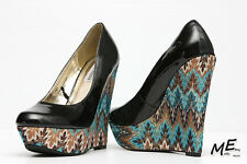 New Steve Madden P-ELLI Wedges Women Shoes Sz7.5 (MSRP $120)