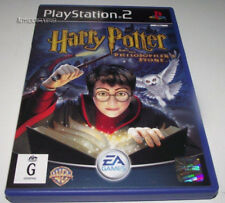 Harry Potter and The Philosopher's Stone PS2 PAL *Complete*