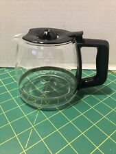 Capresso 4426 .01 5 Cup Replacement Glass Carafe w Lid Part