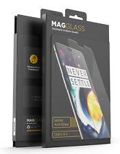 OnePlus 6 Anti Glare Tempered Glass Screen Protector Fingerprint Free Matte