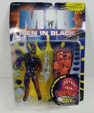 Men In Black Mib Flame-Blastin Jay vs Scorched Alien Action Figure Galoob 1997