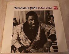 Thelonious Monk Plays Duke Rare