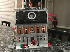 LEGO Marvel Superhero Sanctum Sanctorum Showdown 76108 - MOC Building