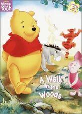 Very Good, A Walk in the Woods (Sticker Time), Random House Disney, Book