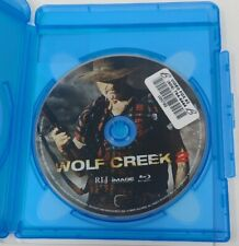 Wolf Creek 2 (Blu-ray disc only)