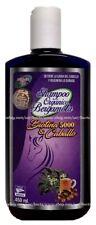 Shampoo Organico BERGAMOTA Biotina 5000 & CABALLO Natural Bergamot Stop HairLoss