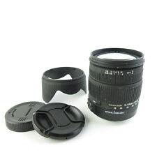 POUR CANON AF SIGMA ZOOM 18-125 mm 1:3. 8-5.6 DC OS HSM Lentille Lens