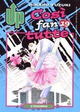 manga STAR COMICS COSI FAN TUTTE numero 19
