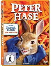 Peter Hase - (DVD) Peter Rabbit - Kinofilm - 2018 - Kino Film - NEU OVP