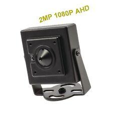 Cndst 1080P 2Mp Hd 2000Tvl 4-in-1 Tvi/Cvi/Ahd/960H Cvbs Cctv Mini Spy Pinhole.