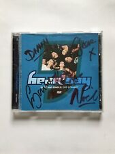 Hear'Say rare SIGNED autographed DVD single - Pure And Simple