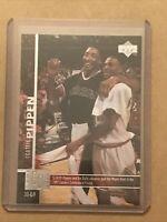 🏀☄️1997-98 Upper Deck GD Scottie Pippen #197-NM-MT - Bulls