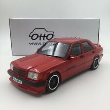 Resin Car Model Otto Brabus 190 (W201) 3.6S (Red) 1:18 + GIFT!!!