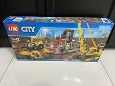 Lego 60076 City Demolition Site Building Tractor Truck New Sealed Rare Model Toy