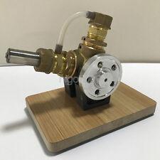 Hot Air Stirling Engine Model Toy Mini V-Engine Motor Toy Innovative Engine Toy