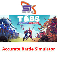 Totally Accurate Battle Simulator - PC Steam - Region Free【Very Fast Delivry】