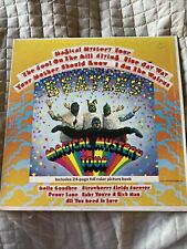 THE BEATLES - MAGICAL MYSTERY TOUR SMAL 2835 / 1967 W/ ATTACHED BOOKLET