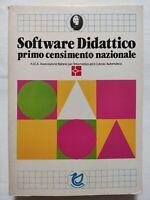 BOOK SOFTWARE DIDATTICO PRIMO CENSIMENTO NAZIONALE AICA 8870562530