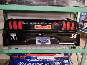 2019 Clint Bowyer NASCAR Race Used Sheet Metal Rear Bumper