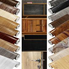 Klebefolie 6,9?/m² Möbel Schrankfolie Regal Tür selbstklebende Folie Holzmuster