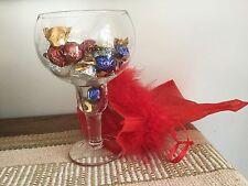 LEONARDO Glas Schale-Candy bar, NEUw f. Potpourri Gebäck Süssigkeiten  Pralinen-