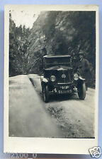 photo ancienne . automobile ancienne