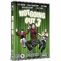 sealed dvd Not Going Out - Series 3 - Complete lee mack tim vine miranda hart
