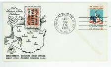 Lithuania 1941 Uprising Comm Cover Lithplex Chicago 1966 SC 1320