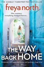 FREYA NORTH __ THE WAY BACK HOME __ SHOP SOILED __ FREEPOST UK