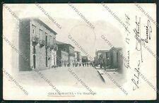 Reggio Calabria Gerace Marina cartolina EE5364