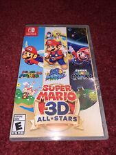 Super Mario 3D All Stars Nintendo Switch Factory SEALED MINT!*SAME DAY SHIPPING*