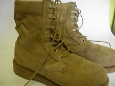 ROCKY 789 HOT WEATHER ARMY COMBAT BOOT DESERT TAN MEN'S SIZE 6.5