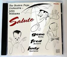 The Salute Gene Kelly, Fred Astair, Judy Garland by Boston Pops Music CD