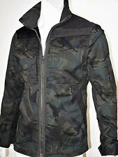 G STAR RAW men's shirt jacket size xxl camouflage print design new with tags