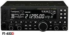 YAESU FT-450 D RTX HF/50MHz CON ACCORDATORE INTERNO REF 100053