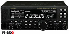 Yaesu Ft-450 D RTX Hf/50mhz Accordatore Int. Interf. Cat-usb Scu-17 Tm-999
