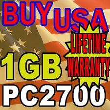 1GB Fujitsu LifeBook T4010 T4010D 333mhz Memory RAM