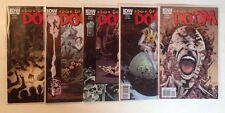 Edge Of Doom 1-5 Complete Near Mint Lot Set Run IDW