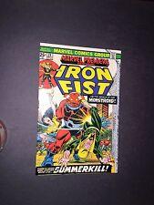 Marvel Premiere 24 Raw 9.4 Bronze Age Key Marvel Comic Iron Fist I.G.K.C L@@K