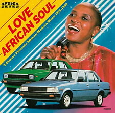V.A.-TOYOTA FANTASY: T-GROOVE PRESENTS AFRICAN MODERN DISCO...-JAPAN ONLY CD F04