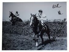 Bob Champion SIGNED autograph 16x12 HUGE photo Horse Racing Grand National COA