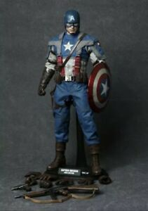 Movie Masterpiece Captain America / The First Avenger 1/6 scale figure